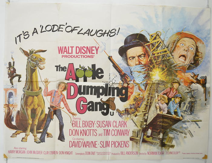 Apple Dumpling Gang (The)