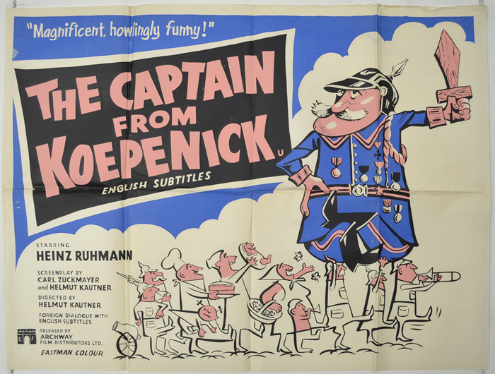 Captain From Koepenick (The)