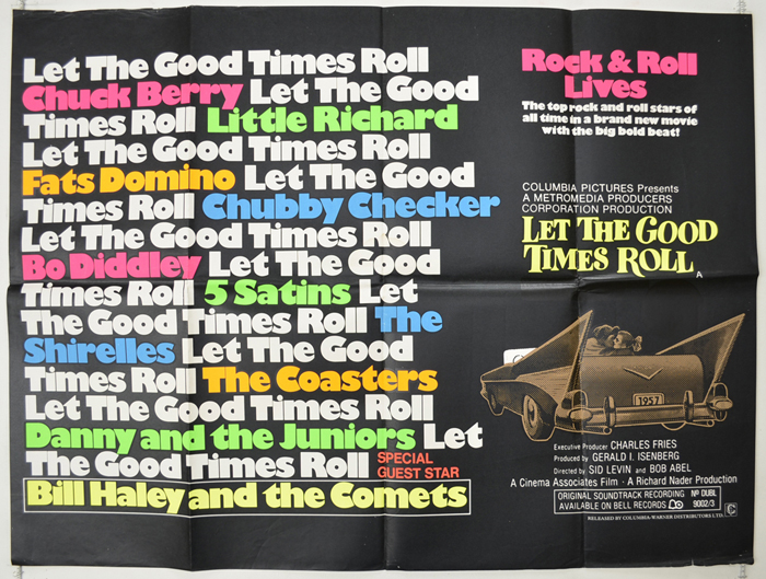 Let The Good Times Roll <p><i> (Design 2) </i></p>