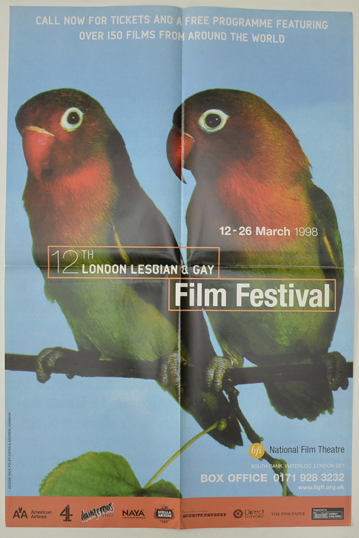 12th London Lesbian And Gay Film Festival