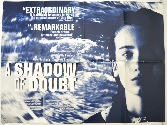 A Shadow Of Doubt <p><i> Blancke (L'ombre du doute) </i></p>