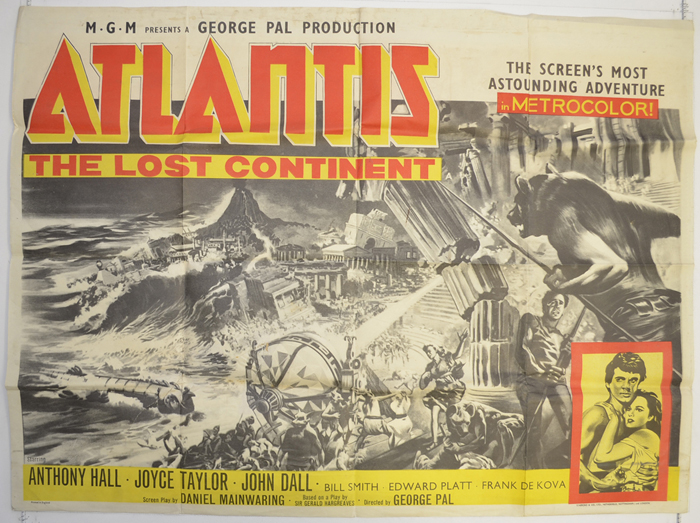 atlantis a lost continent The lost continent: the story of atlantis cj cutcliffe hyne born on the 11th of  may 1865, in bibury, gloucestershire, but raised in yorkshire, charles john.