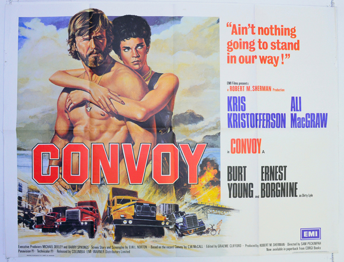 convoy movie review