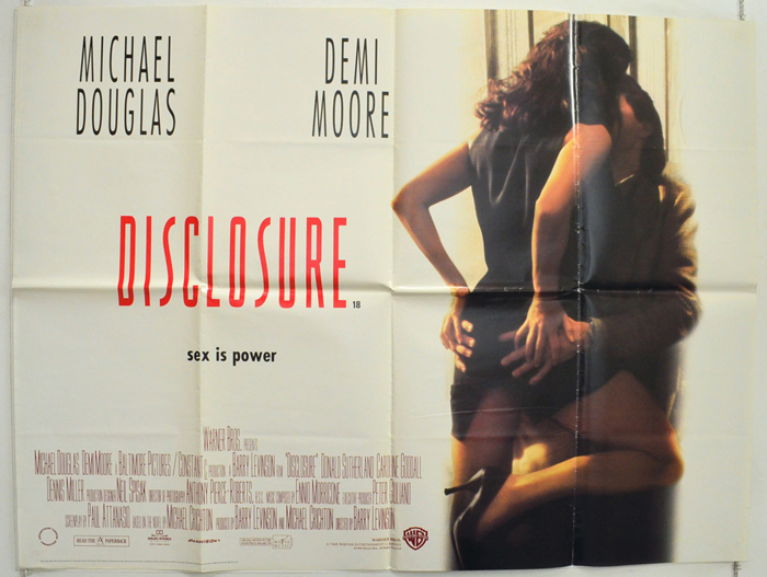 disclosure movie Watch disclosure movie trailers, exclusive videos, interviews from the cast, movie clips and more at tvguidecom.