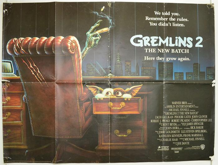 Gremlins Batch Gremlins 2 The New Batch