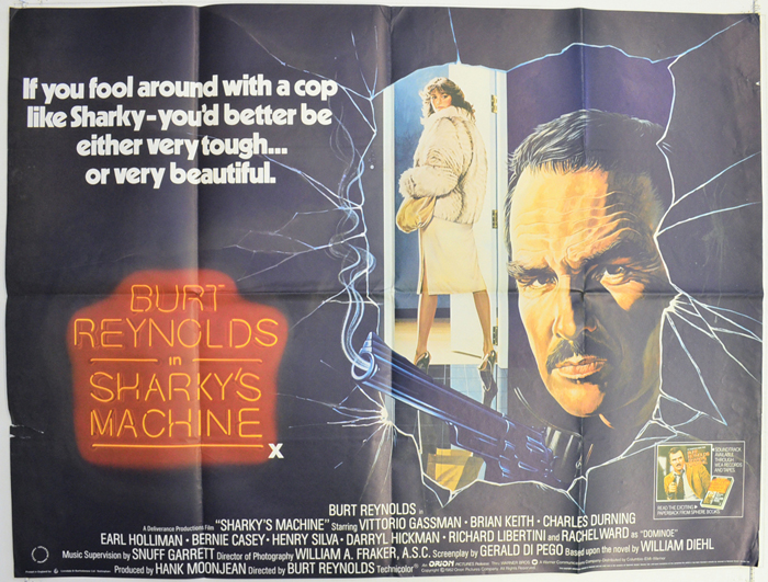 sharky s machine cast