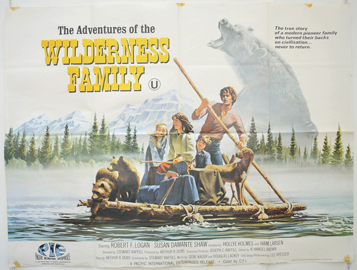 Adventures Of The Wilderness Family (The)