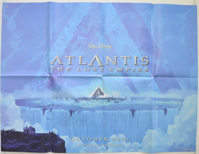 Atlantis : The Lost Empire <p><i> (Teaser / Advance Version) </i></p>