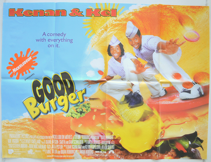 movie review good burger Read about the good burger dvd and browse other dvd movies get the scoop on all dvd releases at moviescom.