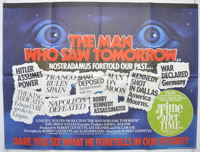 Man Who Saw Tomorrow (The)