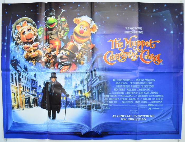 Muppet Christmas Carol (The) - Original Cinema Movie ...