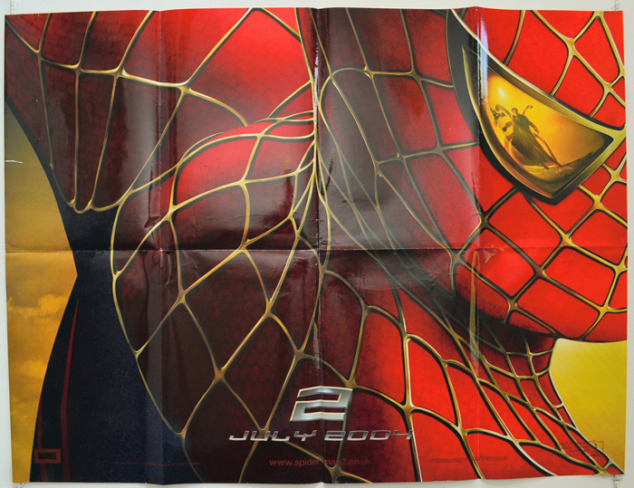 Spider-Man 2 <p><i> (Teaser / Advance Version)  </i></p>