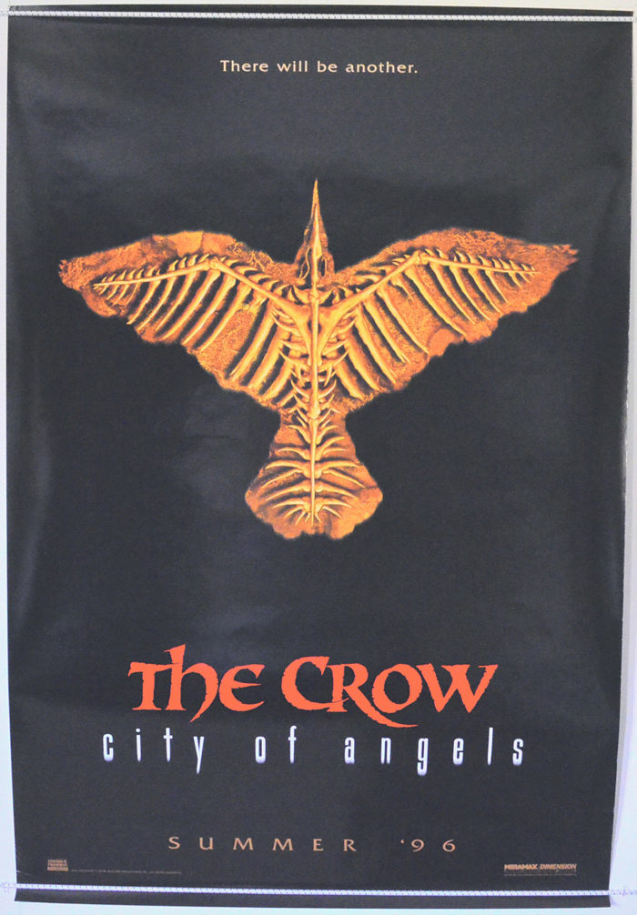 Crow II (The) City Of Angels <p><i> (Teaser / Advance Version) </i></p>