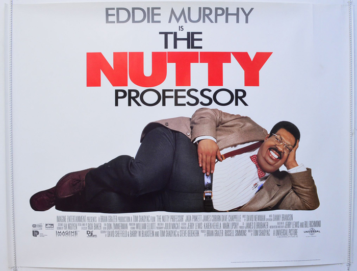 The Nutty Professor Movie Trailer and Videos | TV Guide