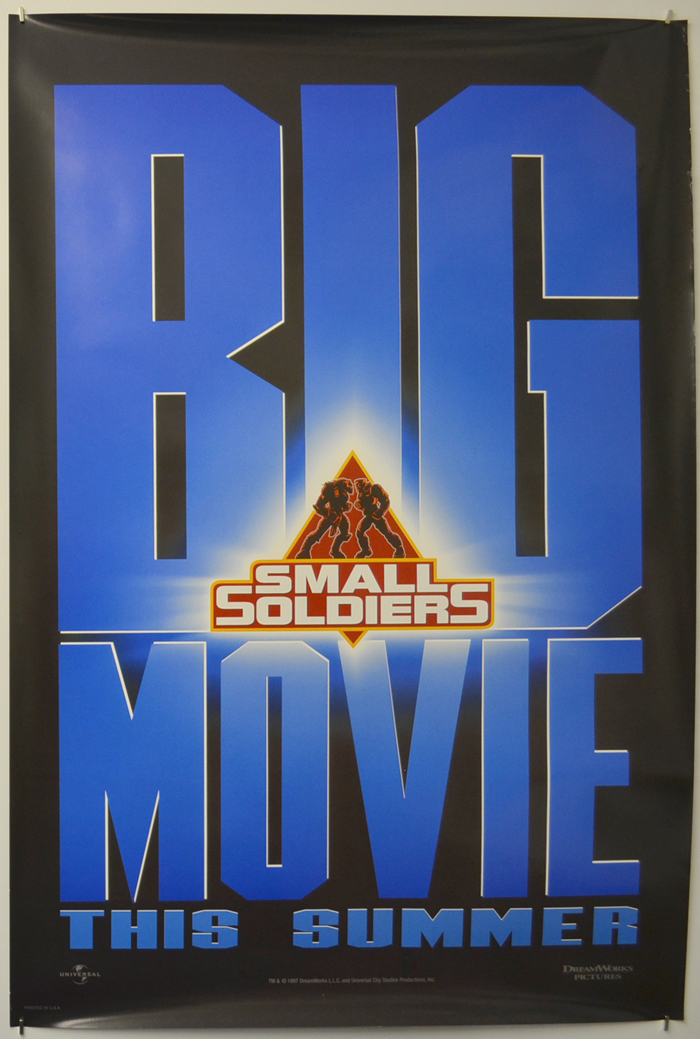 Small Soldiers <p><i> (Teaser / Advance Version) </i></p>