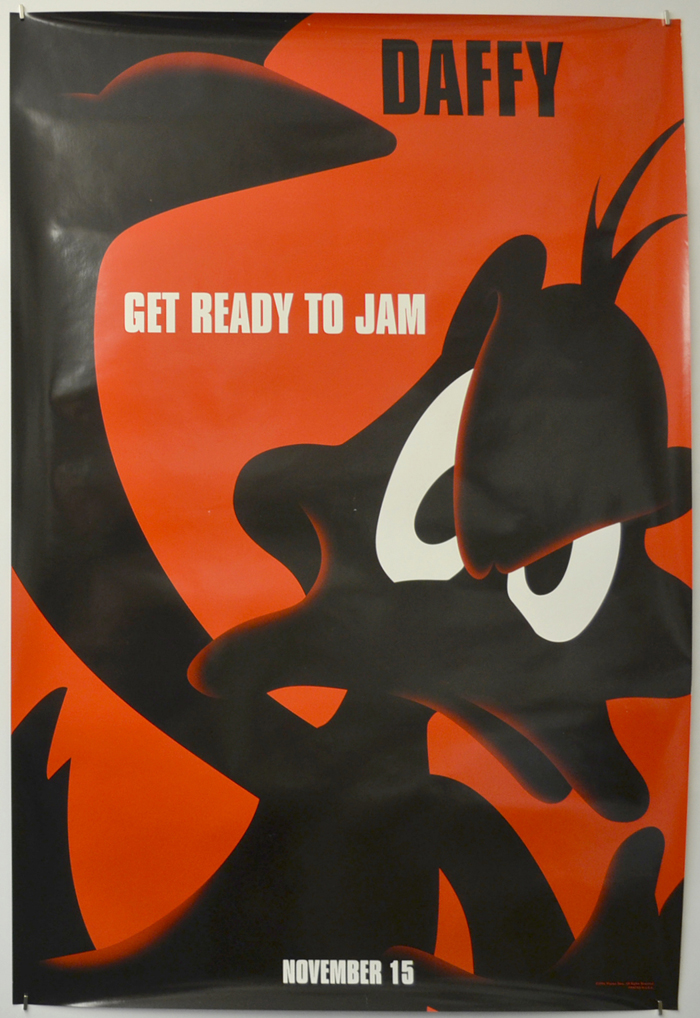 Space Jam <p><i> (Daffy - Teaser / Advance Version) </i></p>