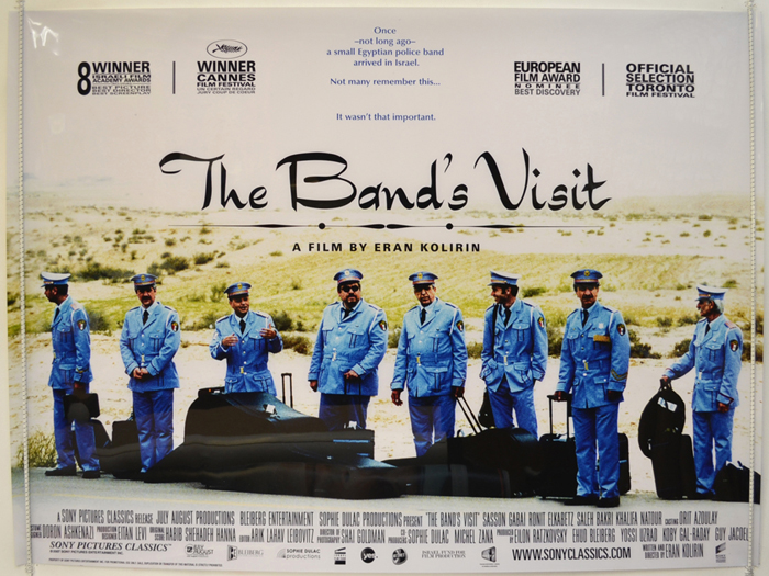 Band's Visit (The) <p><i> (a.k.a Bikur Ha-Tizmoret) </i></p>
