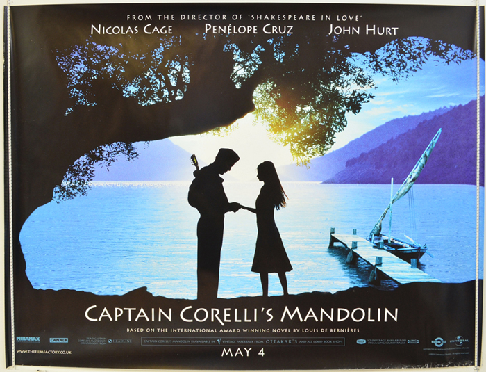Captain Corellis' Mandolin <p><i> (Teaser / Advance Version) </i></p>