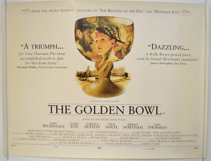 Golden Bowl (The)