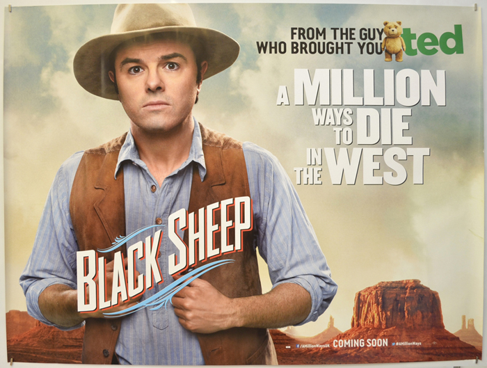 A Million Ways To Die In The West <p><i> (Black Sheep Version) </i></p>