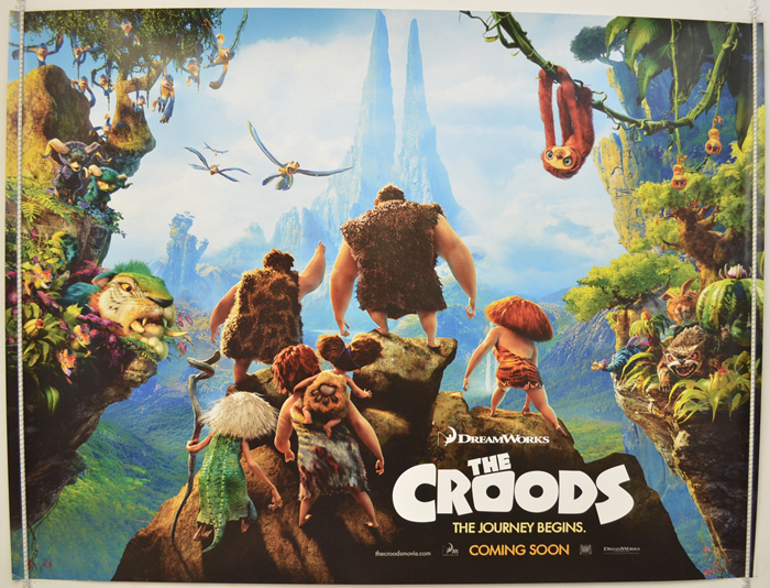 The Croods Toys R Us : Croods the teaser advance version original