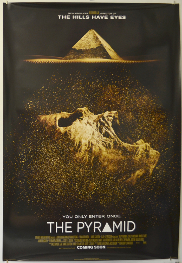 Pyramid (The) <p><i> (International One Sheet Campaign A)  </i></p>
