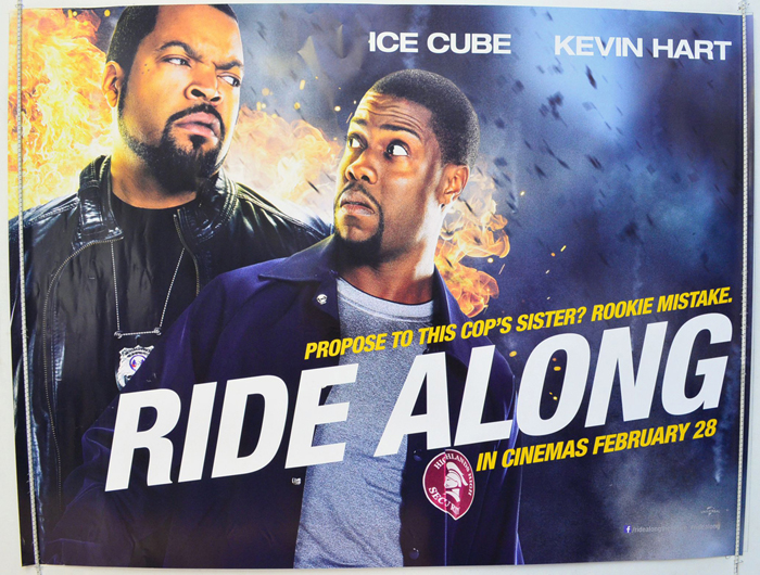 ride along original cinema movie poster from pastposters