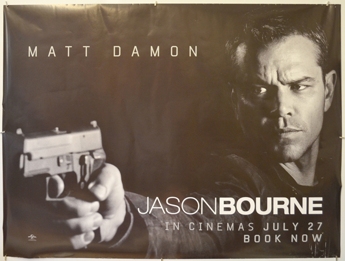 Jason Bourne <p><i> (Teaser / Advance Version) </i></p>