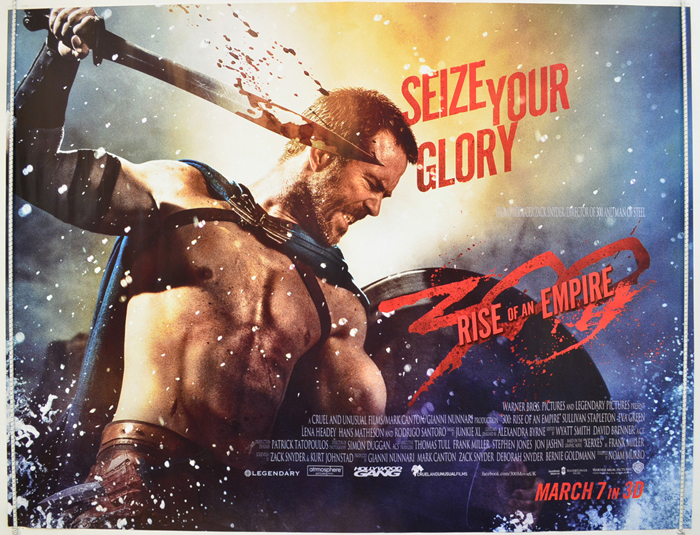 300 : Rise Of An Empire <p><i> (Version 2) </i></p>