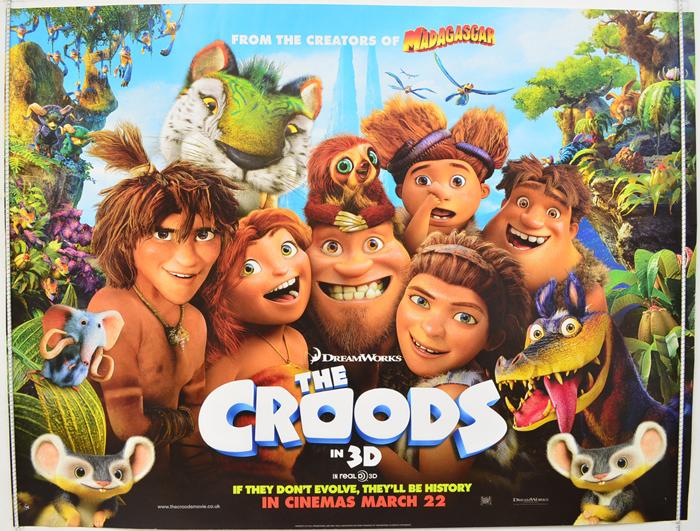 The Croods Toys R Us : Croods the teaser advance version original cinema