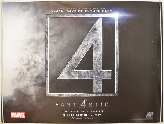 Fantastic Four <p><i> (LOGO Version) </i></p>