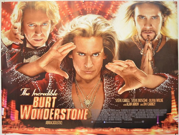 Incredible Burt Wonderstone (The)