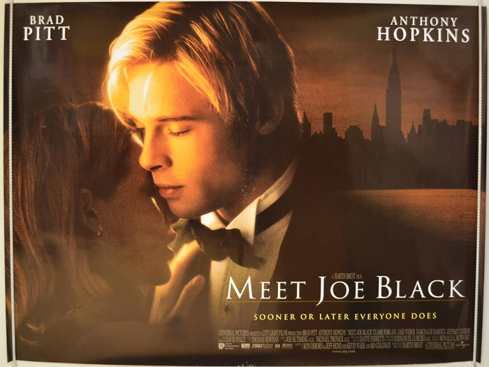have you meet joe black cast