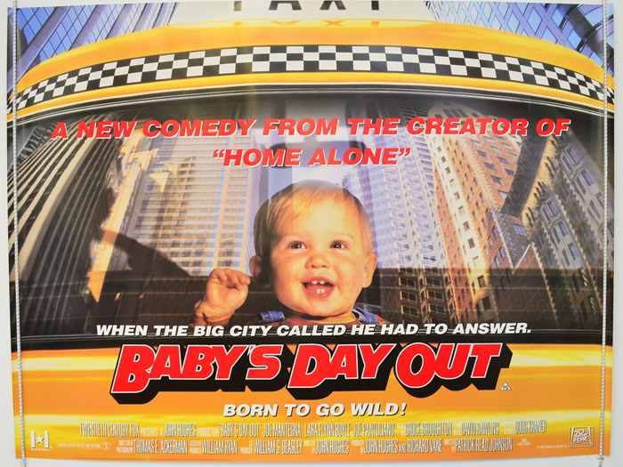 Baby S Day Out Teaser Advance Version Original