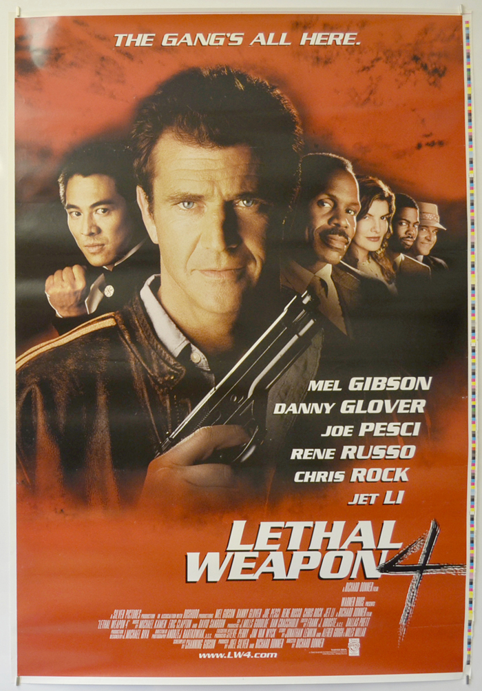 Lethal Weapon 4 <p><i> (Printers Proof) </i></p>