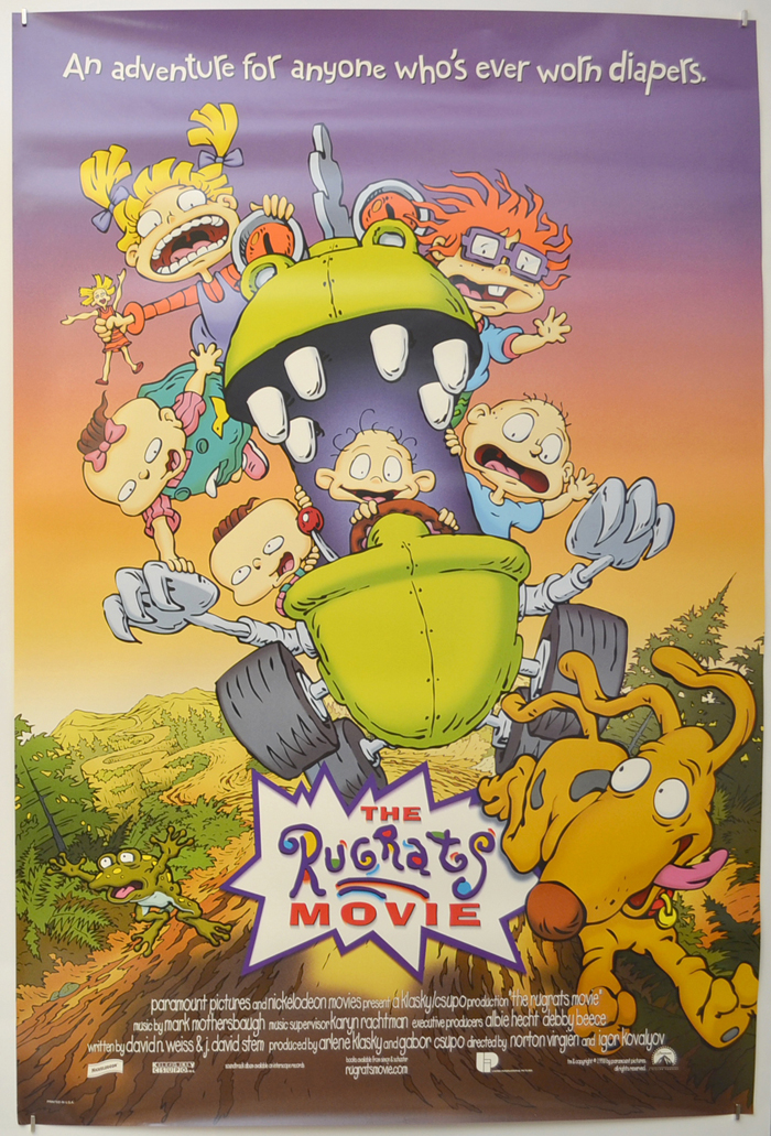 Rugrats Movie (The)