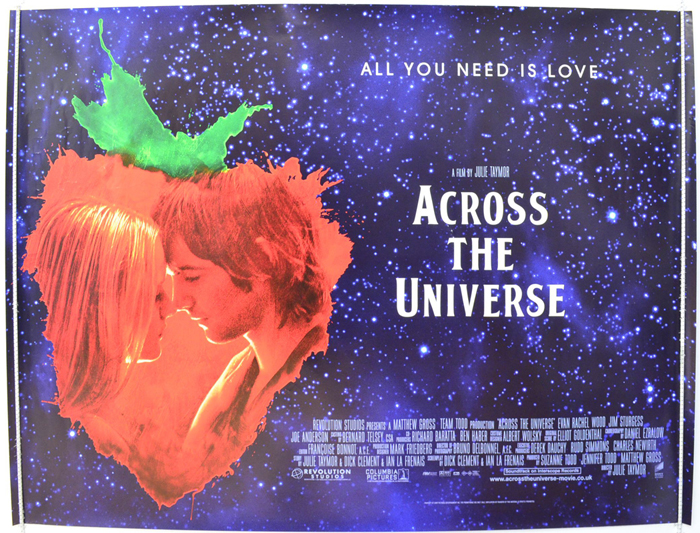 across the universe pop culture american My 2012 book comic-con and the business of pop culture why pop culture is celebrating jack kirby recommended by forbes marvel universe co-creator.
