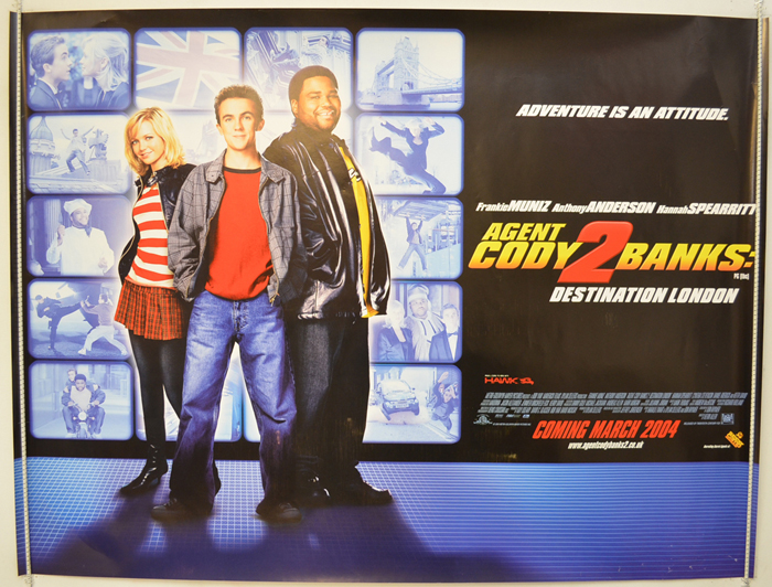 Agent Cody Banks 2 : Destination London