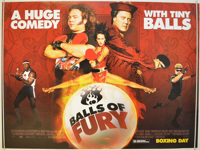 Balls of fury free online movie