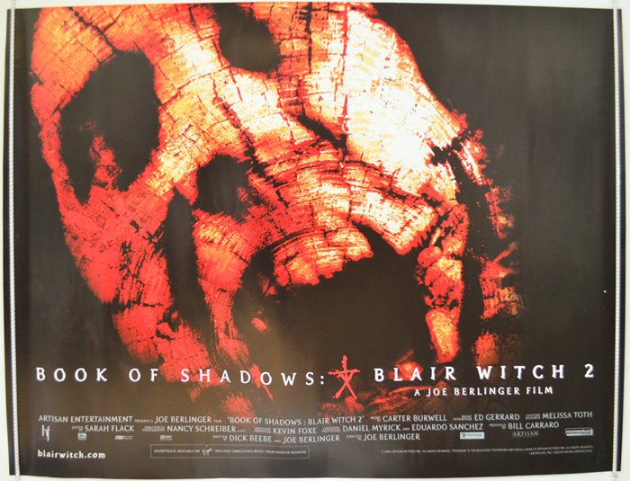 Book Of Shadows : Blair Witch 2
