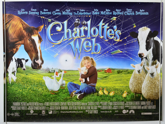 Charlotte web the movie