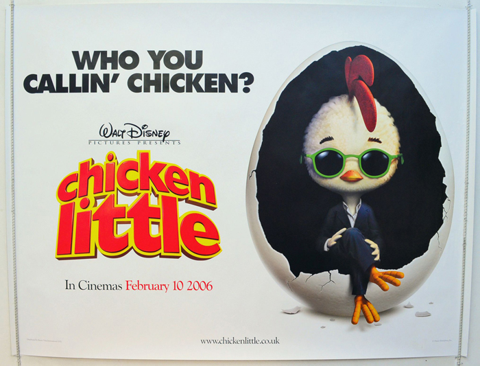 chicken little essay Finally, using all gathered information, we will solve chicken little, memorably crossword economist who wrote 'an essay on the principle of.