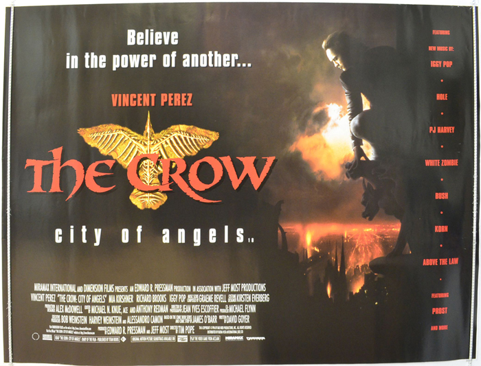 Crow : City Of Angels