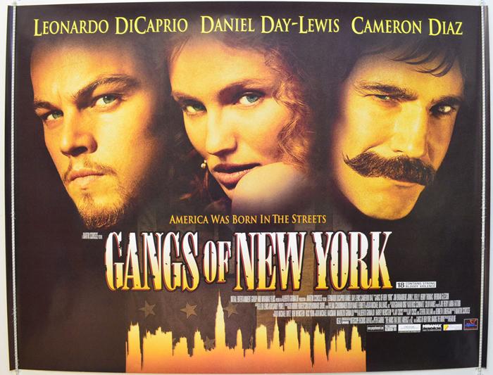 analysis of gangs of new york