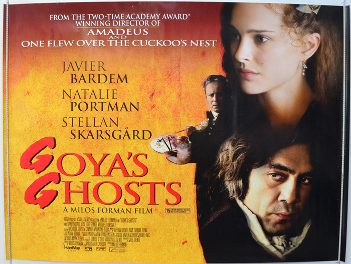 Natalie portman goyas ghosts - 1 4
