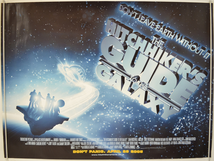 Hitchhiker's Guide To The Galaxy (The)