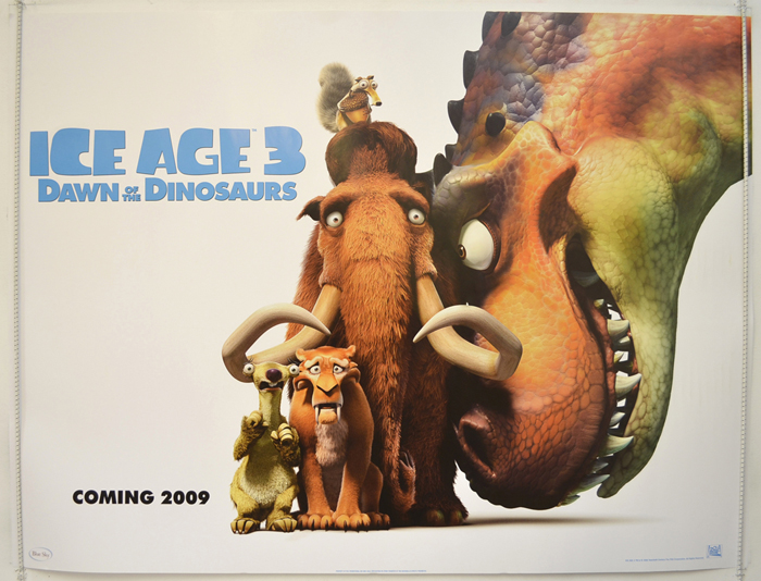 Ice Age 3 : Dawn Of The Dinosaurs <p><i> (Teaser / Advance Version) </i></p>