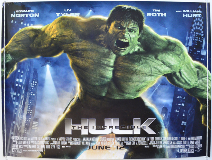 Incredible Hulk (The)