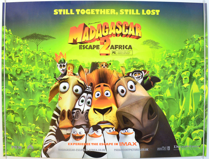 madagascar 2 escape 2 africa original cinema movie