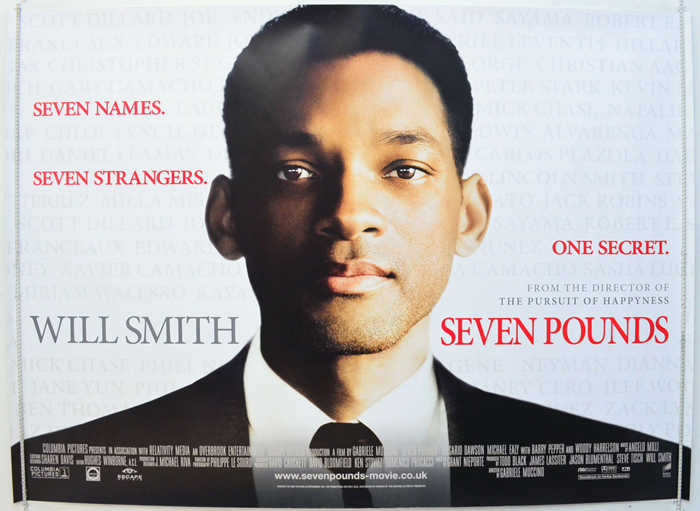 Seven pounds bad movie